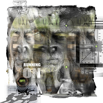 Designs Similar to Running On Empty by Bob Salo