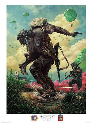 82nd Airborne Paintings Fine Art America