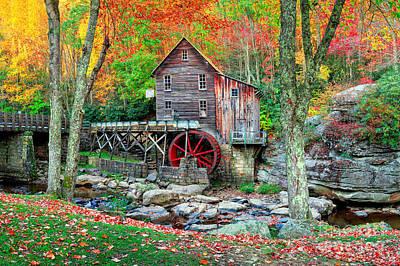 Mabry Mill Art