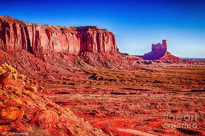 Navajo Bridge Mixed Media