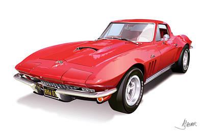 Designs Similar to Corvette by Alain Jamar