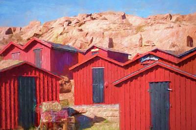Designs Similar to Fishermen Cottages by Lutz Baar