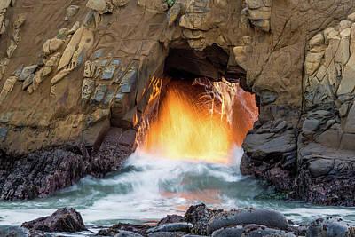 Big Sur Original Artwork