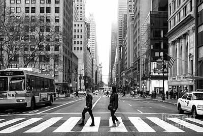 Designs Similar to Across 5th Avenue New York City