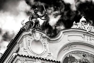 Designs Similar to Fireman's Rescue In Prague