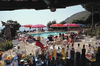 Designs Similar to Poolside Bar by Slim Aarons