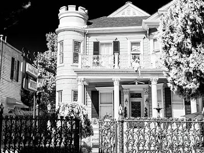 Designs Similar to New Orleans Cornstalk Hotel