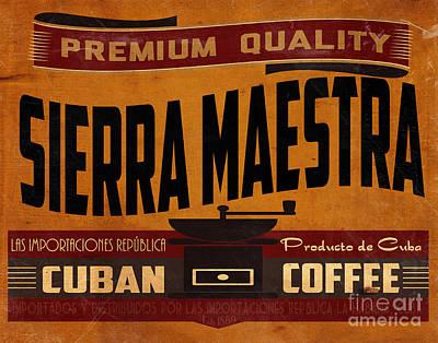Designs Similar to Sierra Maestra Crate Label