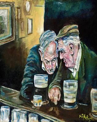 Irish Pub Art