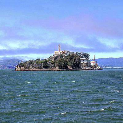 Photograph - Alcatraz Island by Carmin Wong