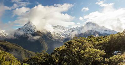 Photograph - Key Summitt by Jeff Pfaller