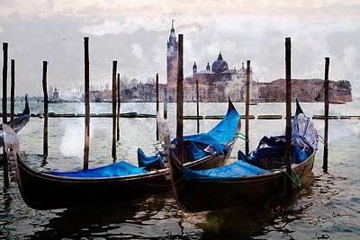 Photograph - Venezio LA SERENISSIMA by Sheri Vitullo