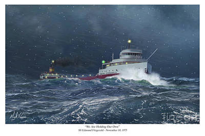Freighters Paintings