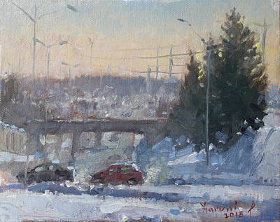 Overpass Paintings