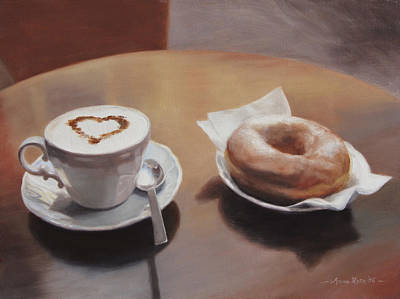 Donuts Paintings