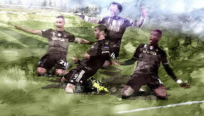 Serie A Drawings Prints