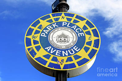 Designs Similar to Park Place Avenue Atlantic City