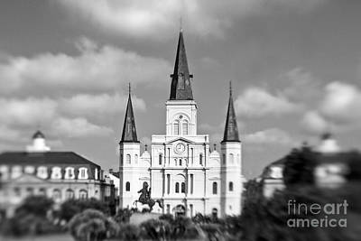 St. Louis Cathedral Art