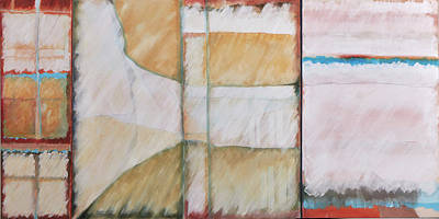 Painting - Progression by Britta Burmehl