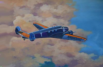 Famous Aviators Paintings