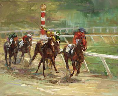 Sport Oil Paintings