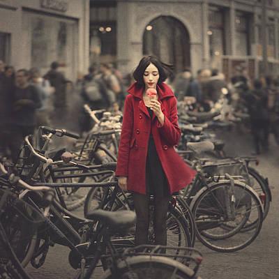 Bicycles Photographs