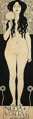Allegorical Figure Drawings