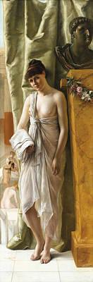 Designs Similar to Bathing Woman Or Balneatrix