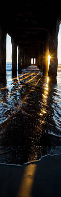 Under The Pier Photographs