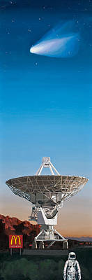Radar Paintings
