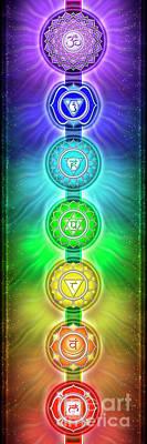 Designs Similar to The Seven Chakras - Series 2