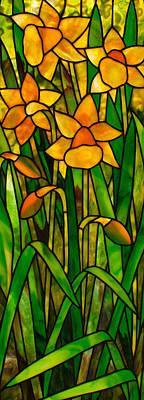 Uroboros Glass Art