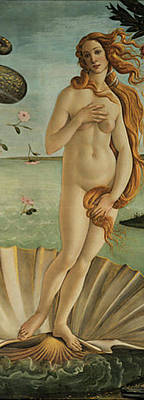Designs Similar to The Birth Of Venus, Detail
