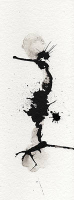 Abstract Ink Paintings