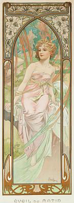 Designs Similar to Morning Awakening, 1899