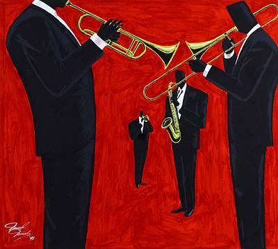 Darryl Daniels Paintings