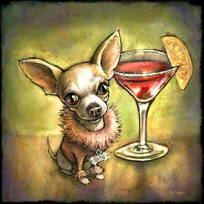 Chihuahua Art Prints