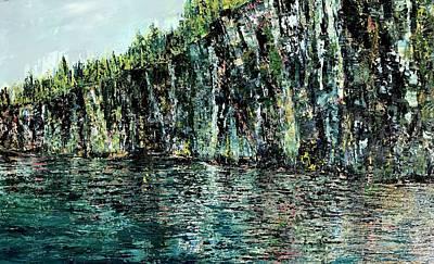 Acadia Paintings