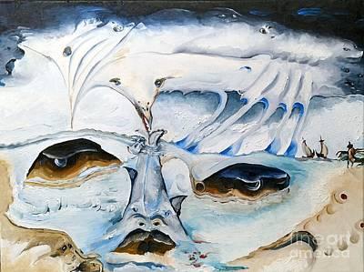 Jacabo Navarro: Sea Monster Art
