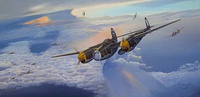 Airplane Paintings Wall Art