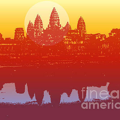 Angkor Art Prints