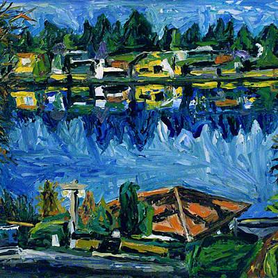 Bellevue Wa Paintings