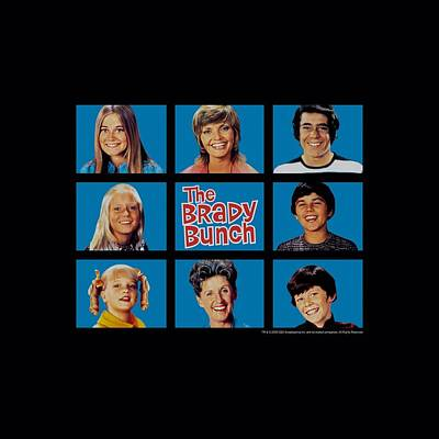 Designs Similar to Brady Bunch - Framed by Brand A