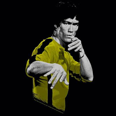 Designs Similar to Bruce Lee - Suit Of Death