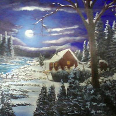Jimmy Johnson Paintings