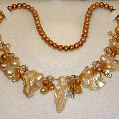 Designs Similar to Caramelized Pearls