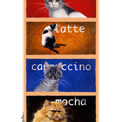 Designs Similar to Coffee Cats... by Will Bullas