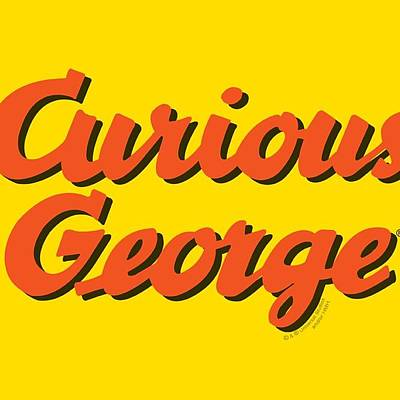 Designs Similar to Curious George - Logo