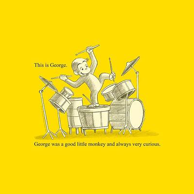 Designs Similar to Curious George - This Is George