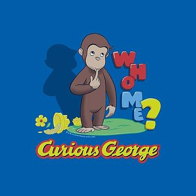 Designs Similar to Curious George - Who Me